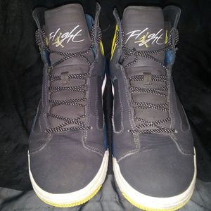 Jordan Flights size 10.5